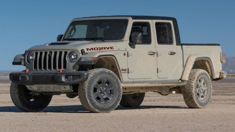 Jeep Wrangler Mojave 2021