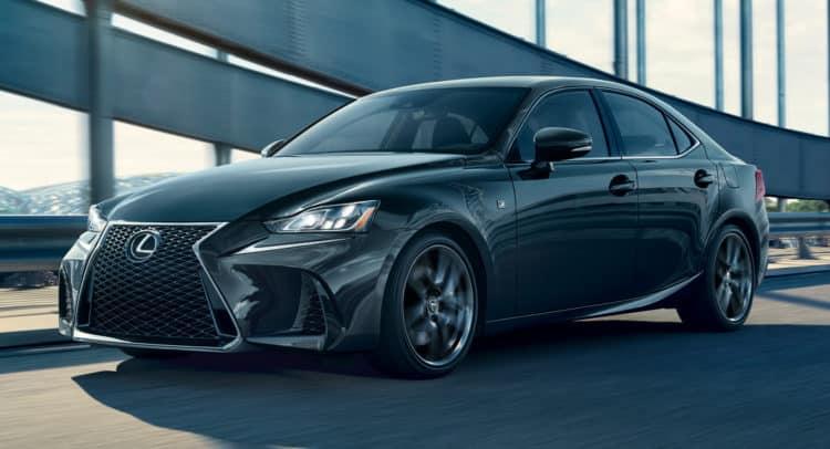 2021 Lexus es el primero