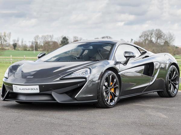McLaren 540C 2021