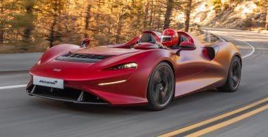 2021 McLaren Elva Top 5: Modelos convertibles de McLaren de todos los tiempos