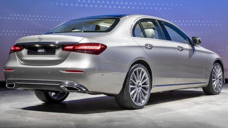 Mercedes-Benz E-Class 2021 returns