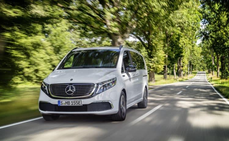 2021 Mercedes-Benz Metris Work Van 1