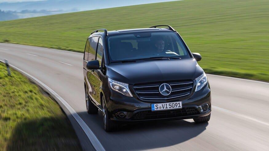 2021 Mercedes Benz Metris Work Van 10 cosas que no sabías sobre la camioneta de trabajo Mercedes-Benz Metris 2021