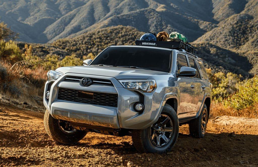 2021 Toyota 4Runner 1 Una mirada más cercana al Toyota 4Runner 2021