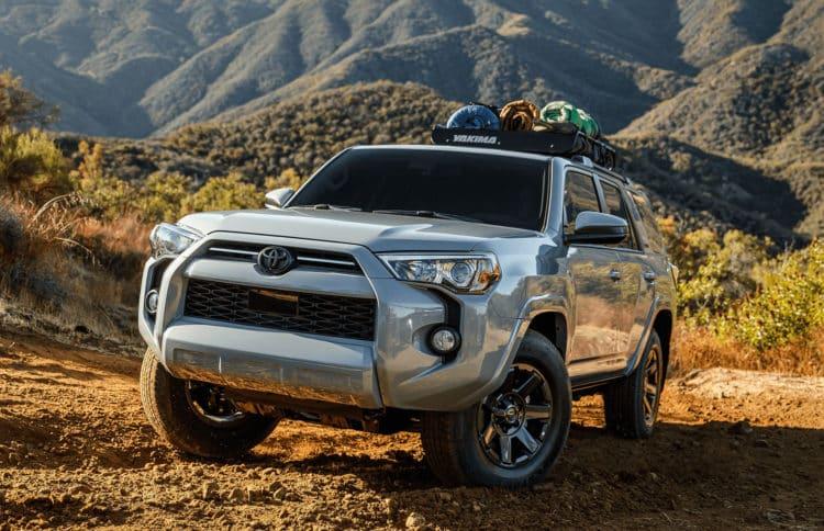 Toyota 4Runner 1 de 2021