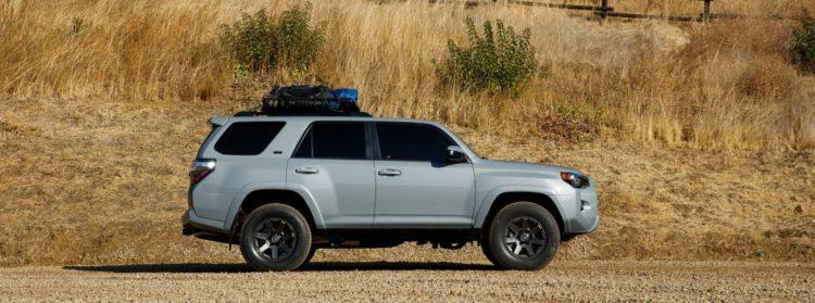 Toyota 4Runner 2 2021