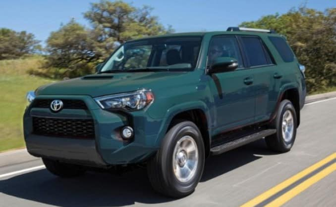 Toyota 4Runner 4 de 2021