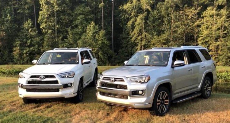 Toyota 4Runner 5 de 2021
