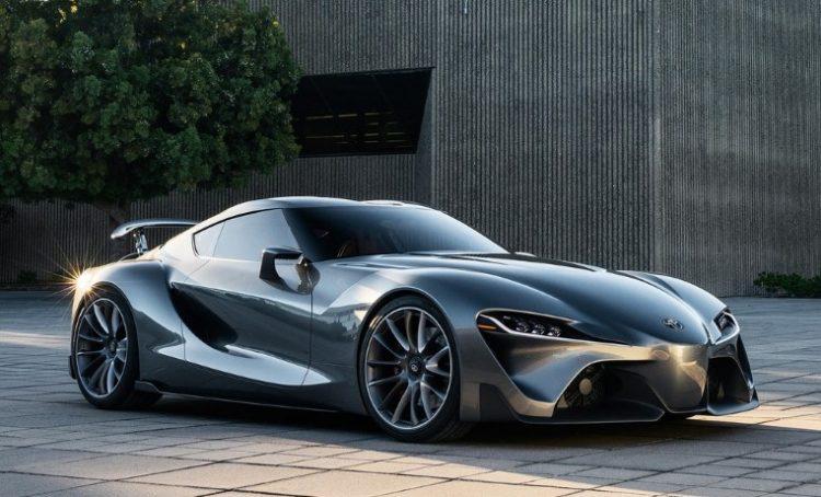 Toyota Supra 2 2021