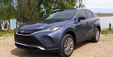 2021 Toyota Venza Una mirada más cercana al Toyota Venza 2021