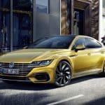2021 Volkswagen Arteon exterior .10 cosas que no sabías del Volkswagen Arteon 2021