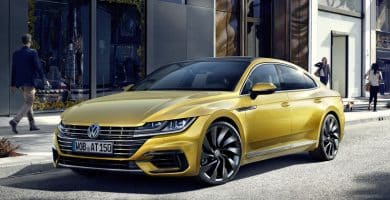 2021 Volkswagen Arteon exterior 10 cosas que no sabías sobre el Volkswagen Arteon 2021
