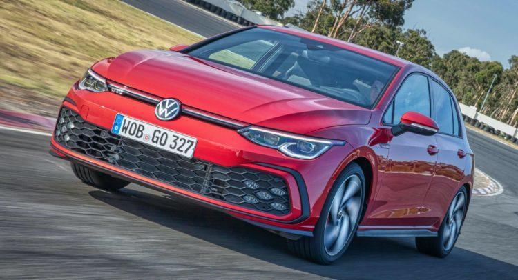 Volkswagen Golf 1 de 2021
