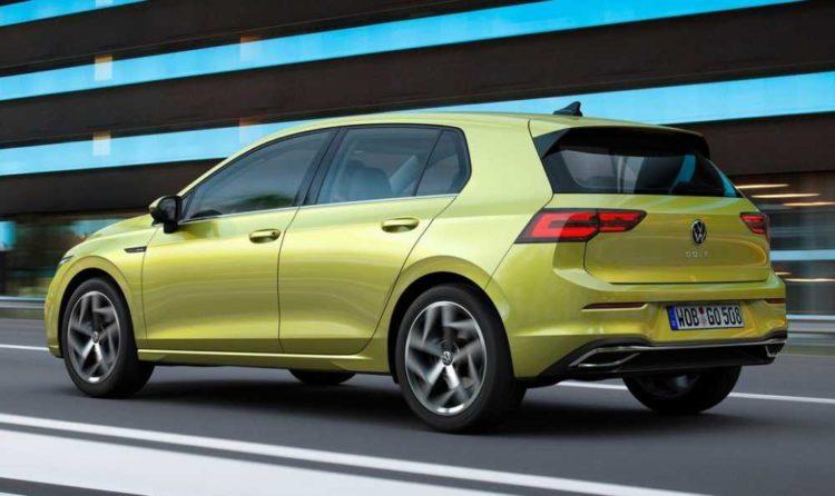 Volkswagen Golf 2021 vuelve
