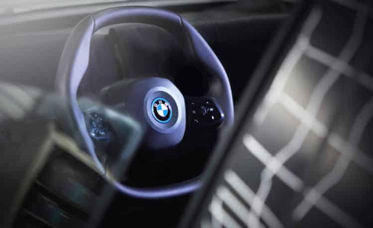 2022 BMW iNext 1