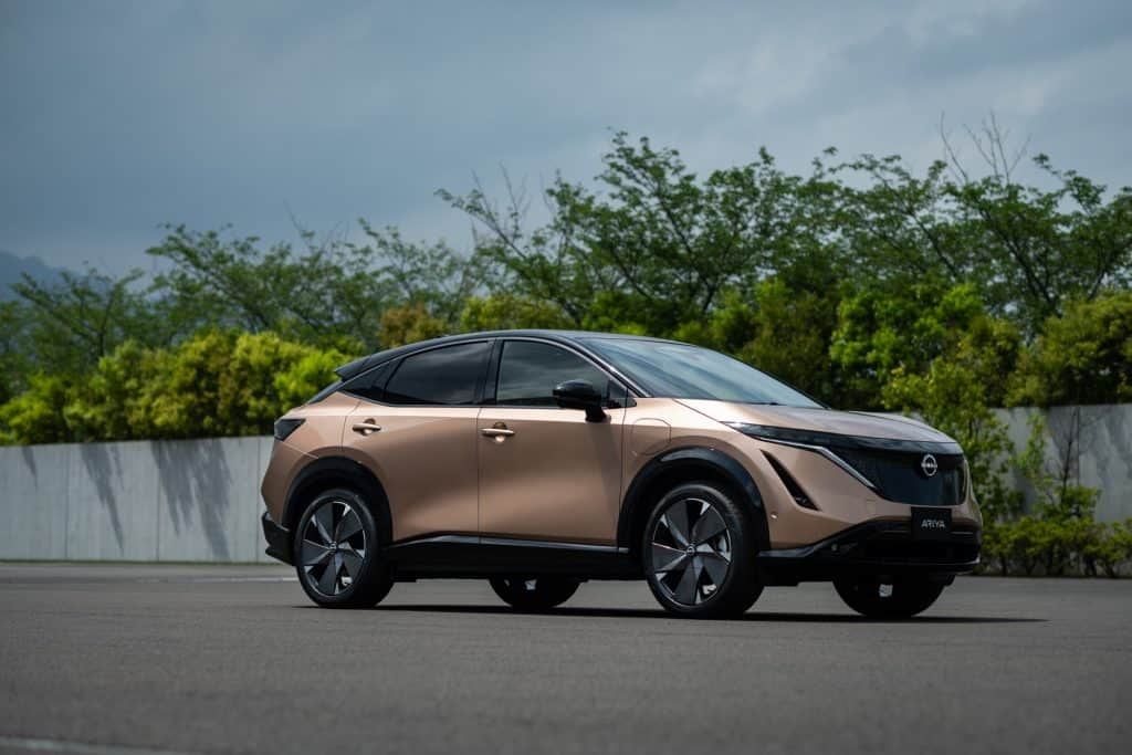 2022 Nissan Ariya Electic SUV 10 cosas que no sabías sobre el SUV Nissan Ariya Electic 2022