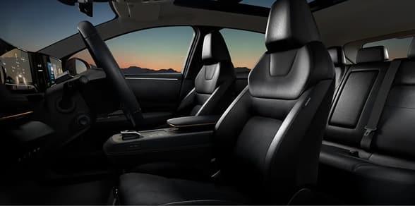 2022 Nissan Ariya Electic SUV 5