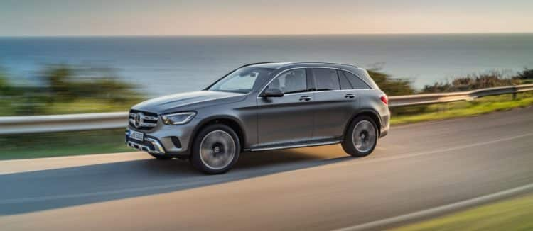 2023 Mercedes-Benz GLC lateral