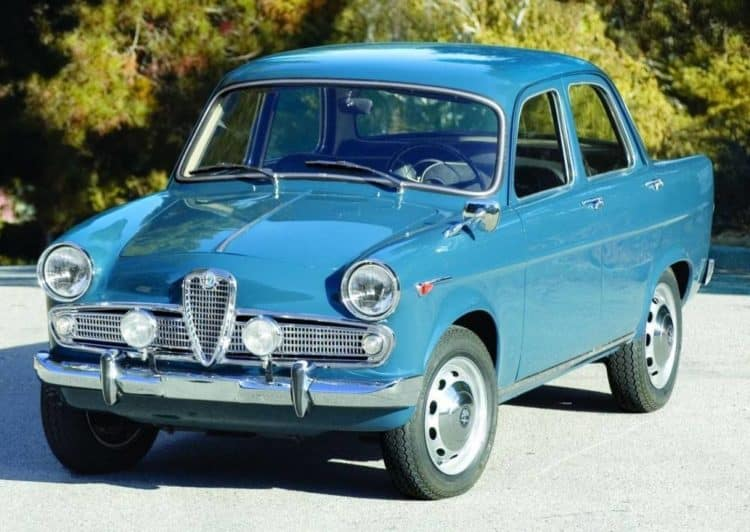 243381 1000 0@2x Historia y evolución del Alfa Romeo Giulietta
