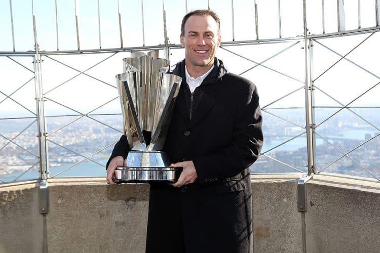 Kevin Harvick visita el Empire State Building