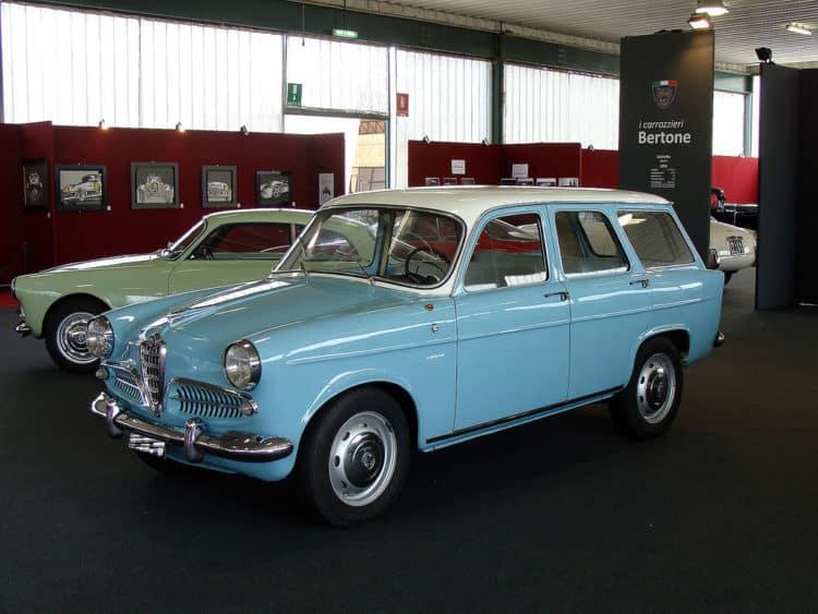 4754941889 b9b4891112 b Historia y evolución del Alfa Romeo Giulietta