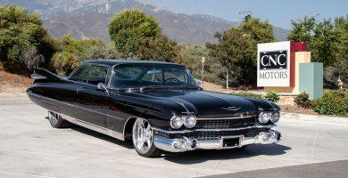 59 Cadillac Por qué 1959 fue un gran año para Cadillac