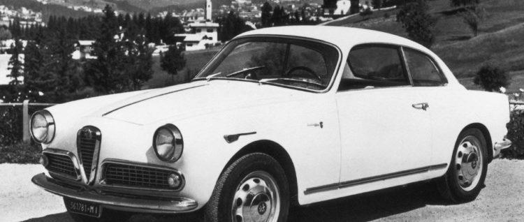 61 Sprint Historia y evolución del Alfa Romeo Giulietta