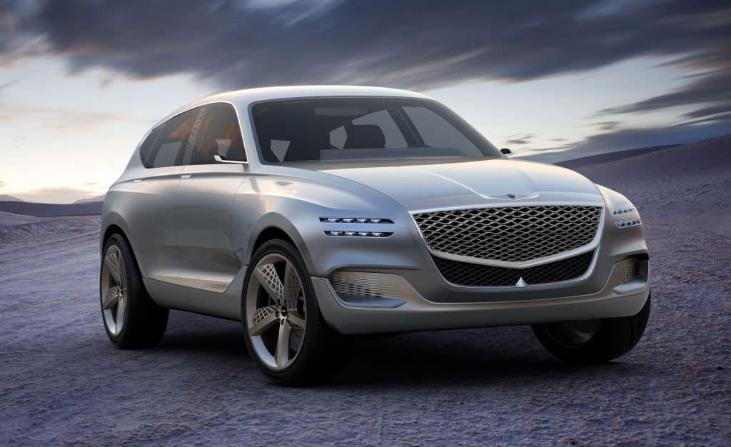 641 genesisgv80concept 1536598260 El Genesis GV80 2020 será su primer SUV