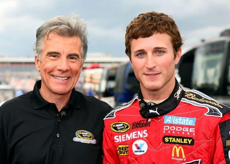 Práctica de la carrera NASCAR Sprint All-Star
