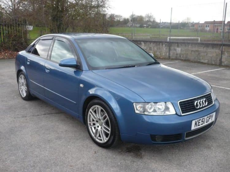 86 History and evolution of the Audi A4