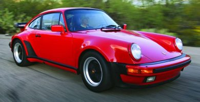 911 La empresa holandesa convierte los Porsche 911 en coches eléctricos