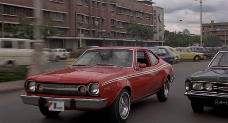 AMC Hornet X Hatchback (1974)