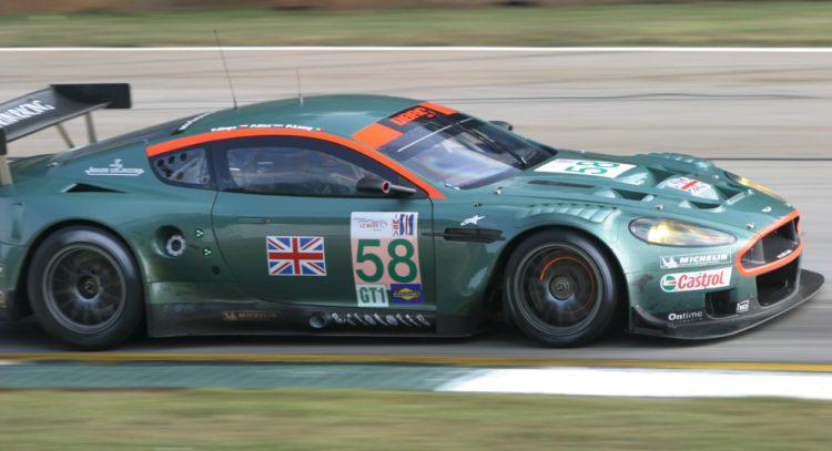 ASton Racing The history and evolution of the Aston Martin DB9