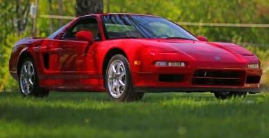 Acura NSX La historia y la evolución del Acura NSX