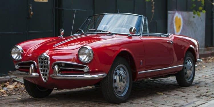 Alfa Pininfarina Historia y evolución del Alfa Romeo Giulietta