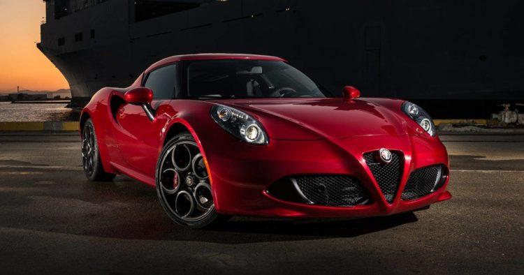Alfa Romeo 4C 5 best special edition Alfa Romeo car models of all time