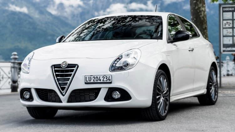 Alfa Romeo Giulietta Collezione 5 best special edition Alfa Romeo car models of all time