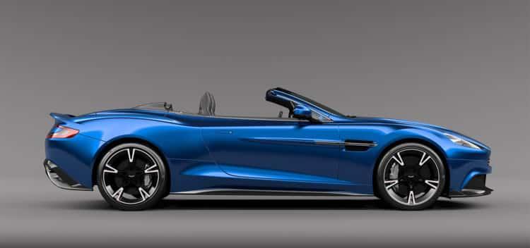 Aston Martin 2 Los 10 mejores autos deportivos a tener en cuenta en 2018