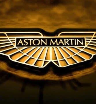 Aston Martin Historia y evolución del logotipo de Aston Martin