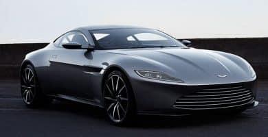 Aston Martin DB10 1 La historia y evolución del Aston Martin DB10