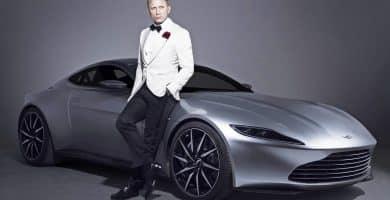Aston Martin DB10 3 20 datos divertidos que no sabías sobre Aston Martin