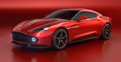 Aston Martin Vanquish Zagato Concept 01 news Una mirada más cercana a Aston Martin Vanquish Zagato Volante Roadsters