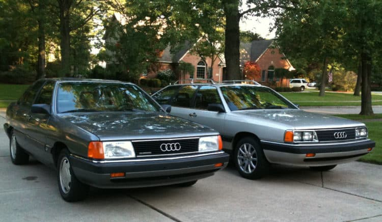 Audi 5000 4 Cómo el Audi 5000 influyó en el futuro del fabricante de automóviles