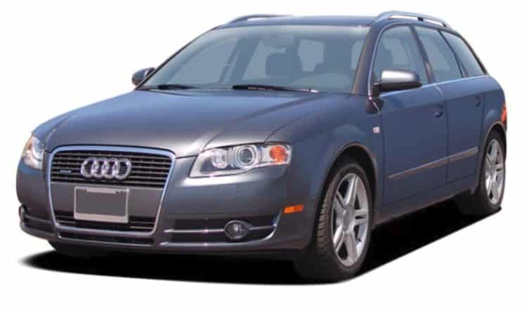 Audi A4 2000s History and evolution of the Audi A4