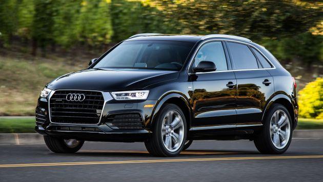Audi Q3 Los diez SUV más importantes de 2018 a tener en cuenta