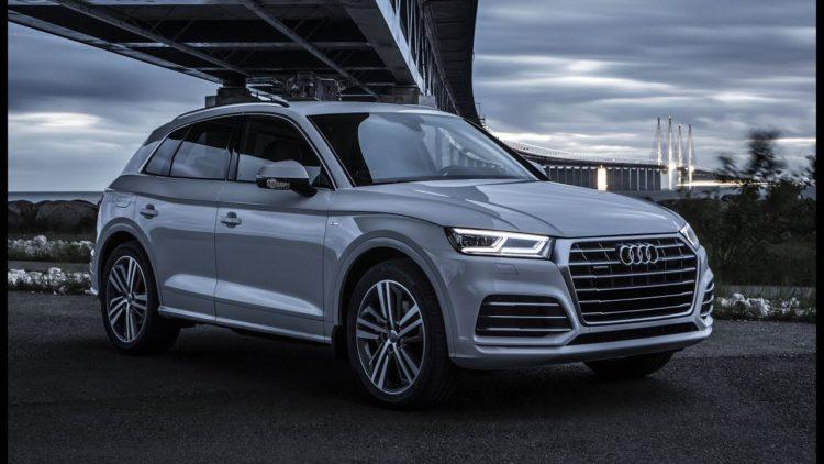 Audi Q5 2 Los diez SUV más importantes de 2018 a tener en cuenta