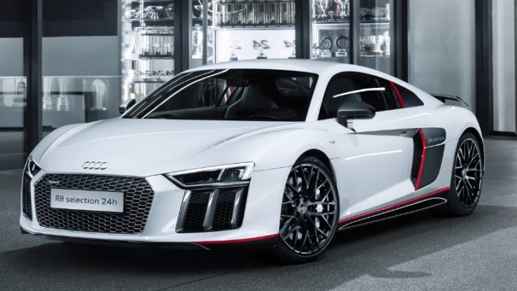Audi R8 Coupé V10 plus Special edition Los cinco mejores modelos Audi de edición especial de todos los tiempos