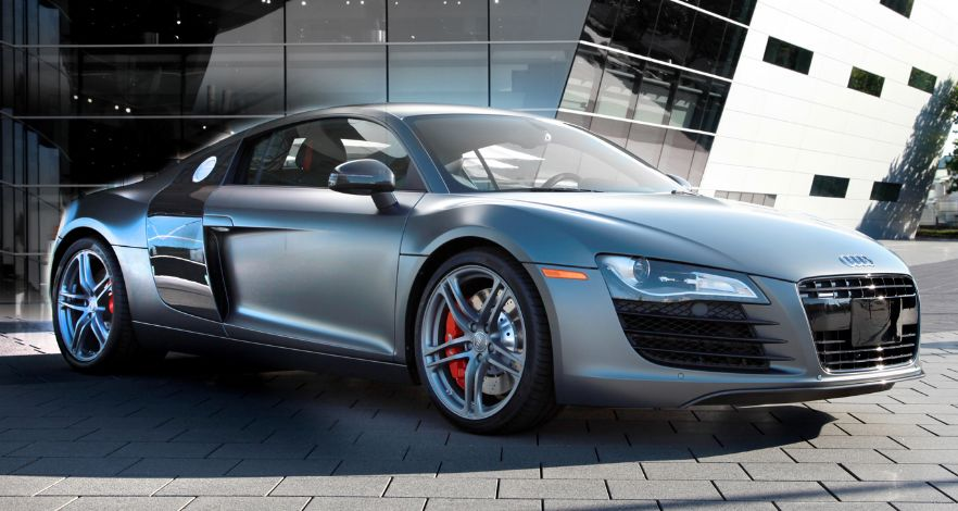 Audi R8 V 8 Exclusive Selection Los cinco mejores modelos Audi de edición especial de todos los tiempos