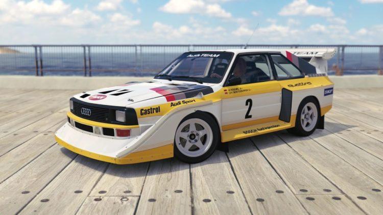 Audi Sport Quattro S1 Los cinco mejores modelos Audi de edición especial de todos los tiempos