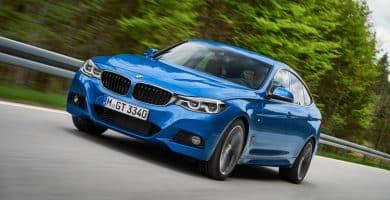 BMW 320i Gran Turismo M Sport Revisión del BMW 320i Gran Turismo M Sport